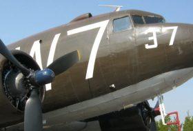 "Douglas C-47 ""Whiskey 7"""